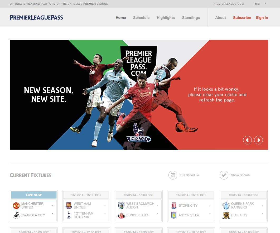 Unblock premierleaguepass - Watch Barclays Premier League
