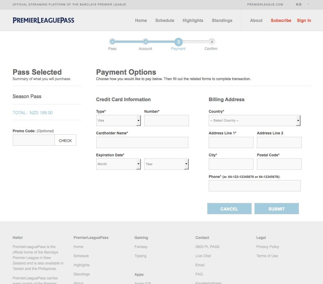 Unblock premierleaguepass smartdns subscribe - Watch Barclays Premier League matches