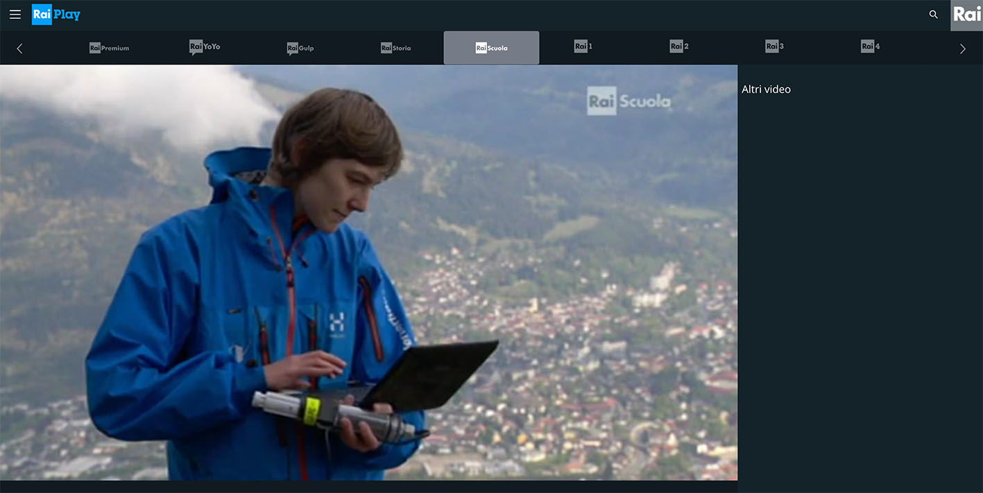 RaiPlay dirette TV not availble - rai scuola free streaming online Live