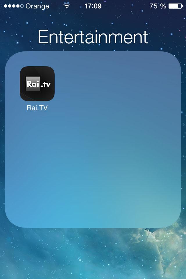 Unblock Rai TV iOS - Watch Live Rai TV iPhone iPad